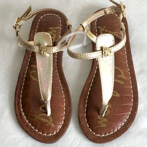New Sam Edelman Girls Sandals